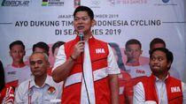 Anggaran Olimpiade Kontingen Indonesia Lebih Dari Rp 40 Miliar