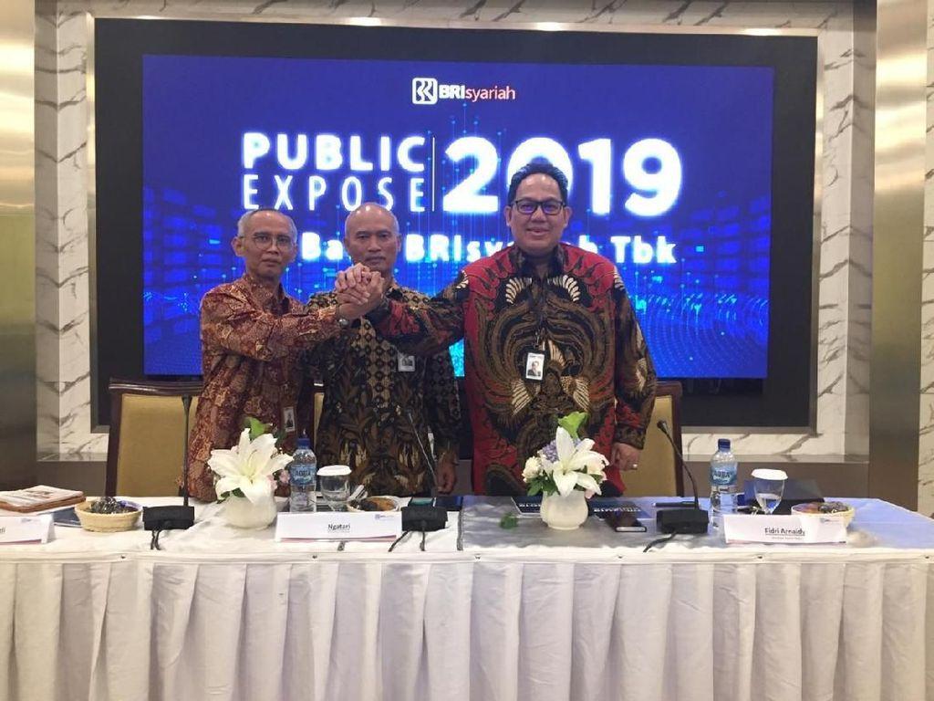 Triwulan III-2019, BRIsyariah Salurkan Pembiayaan Rp 25 Triliun