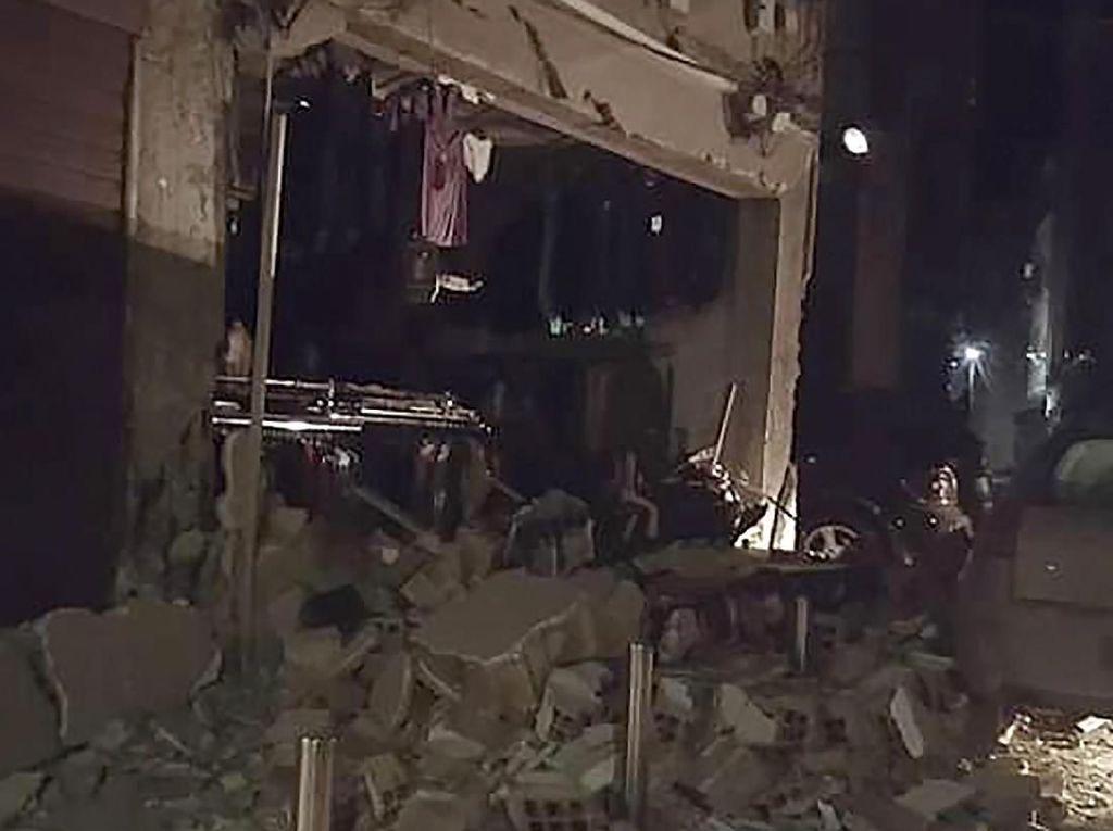 Dampak Kerusakan Gempa Magnitudo 6,4 di Albania
