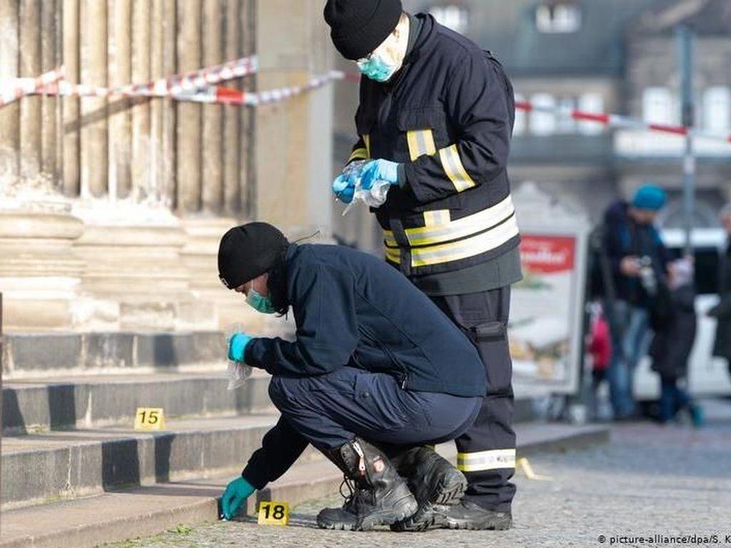 Polisi Jerman Siapkan Rp 7 M untuk Pemberi Informasi Pencuri Museum Dresden