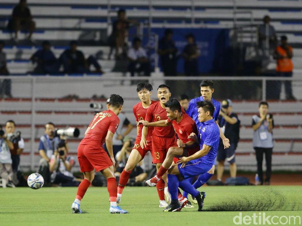 Pelatih Thailand Puji Indonesia