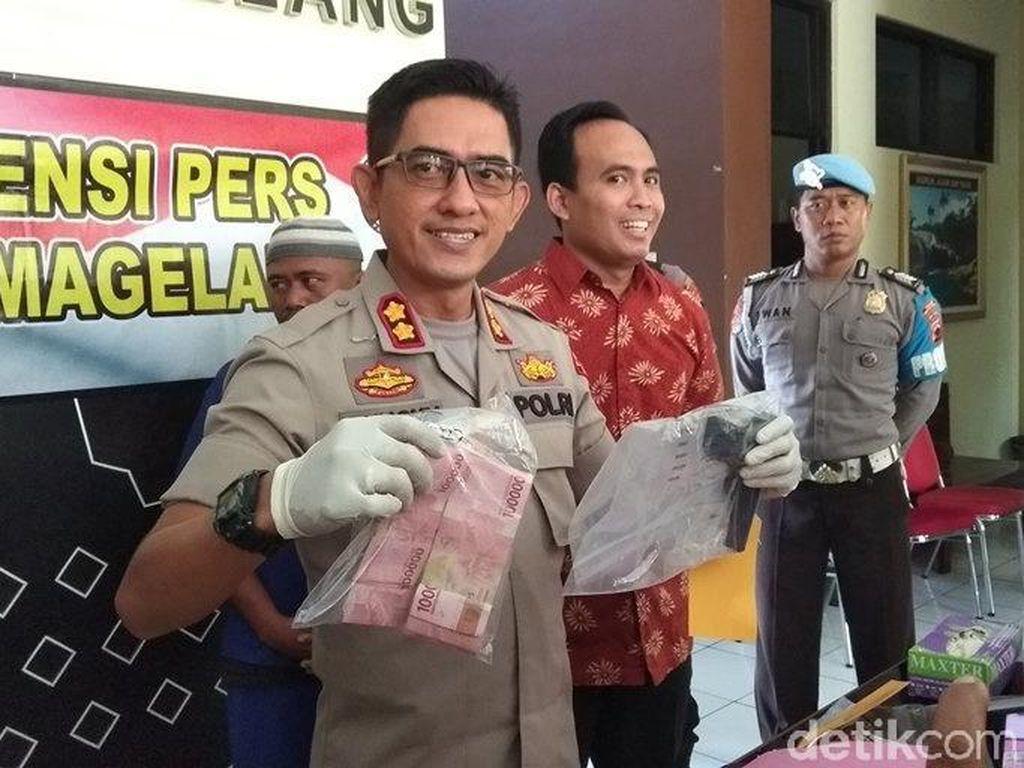 Pilkades di Magelang, Seorang Warga Diamankan Bawa Senpi ke TPS