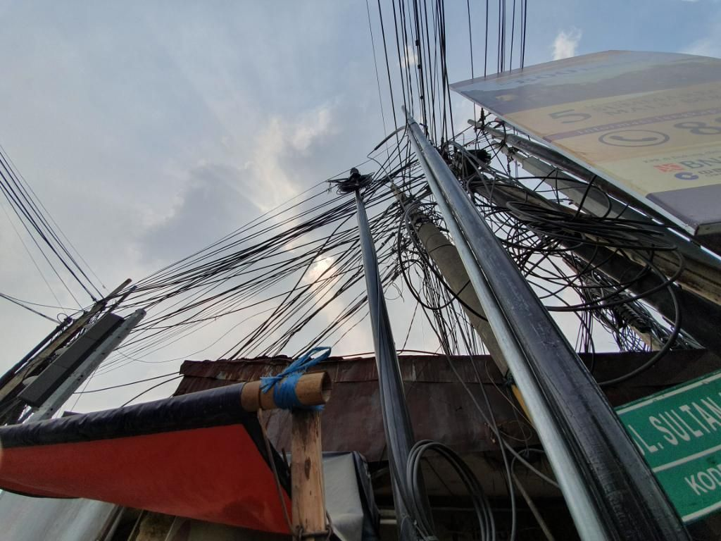 Kabel di Ibu Kota Baru Ditanam, PLN: Tak Semrawut Seperti Jakarta