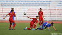 Tumbangkan Thailand, Indonesia Buktikan Diri Bisa Bersaing di SEA Games