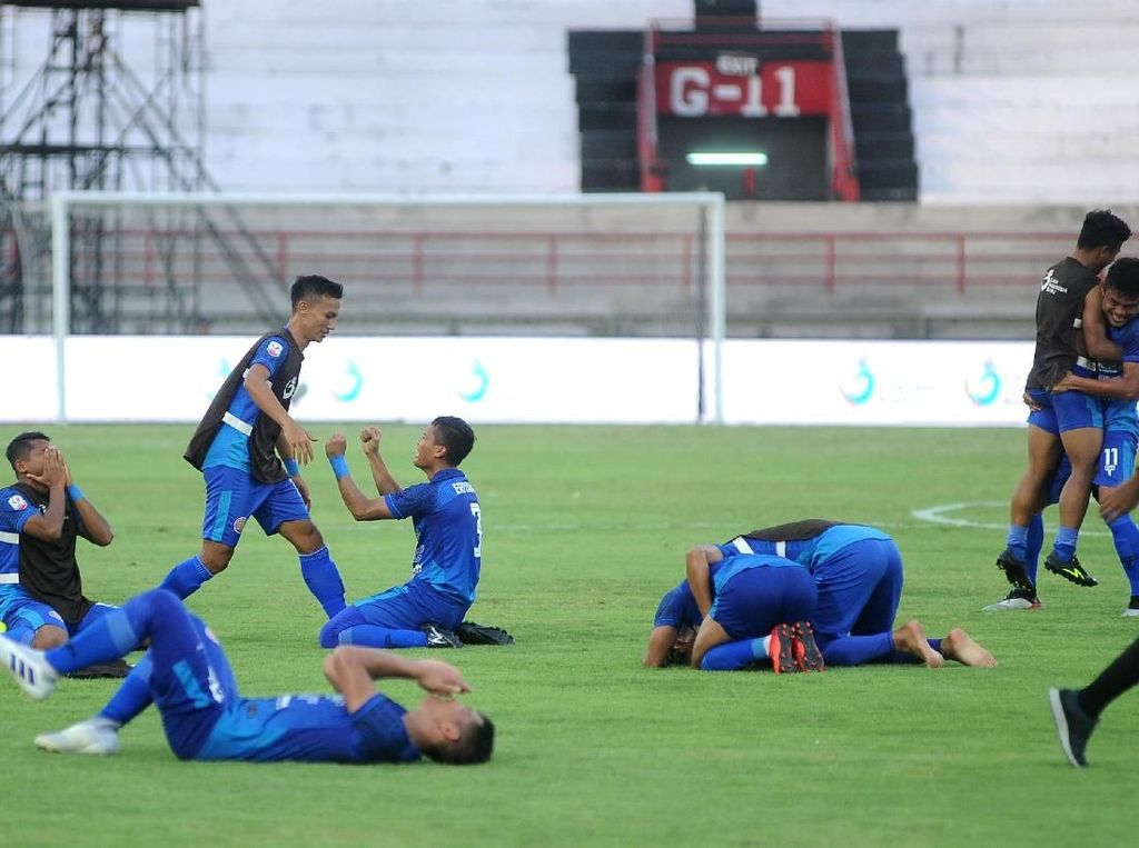 Promosi ke Liga 1 2020, Persiraja Diharapkan Bisa Lahirkan Pemain Timnas