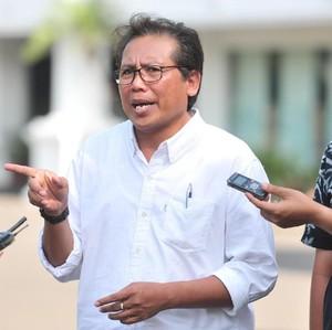 Muncul Tagar 'JokowiTakutFPI', Ini Respons Istana