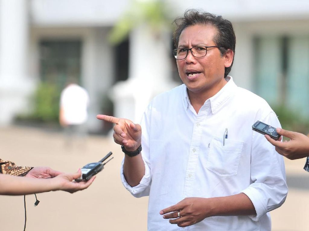 Istana Jelaskan Urgensi Pos Wakil Kepala Staf Kepresidenan