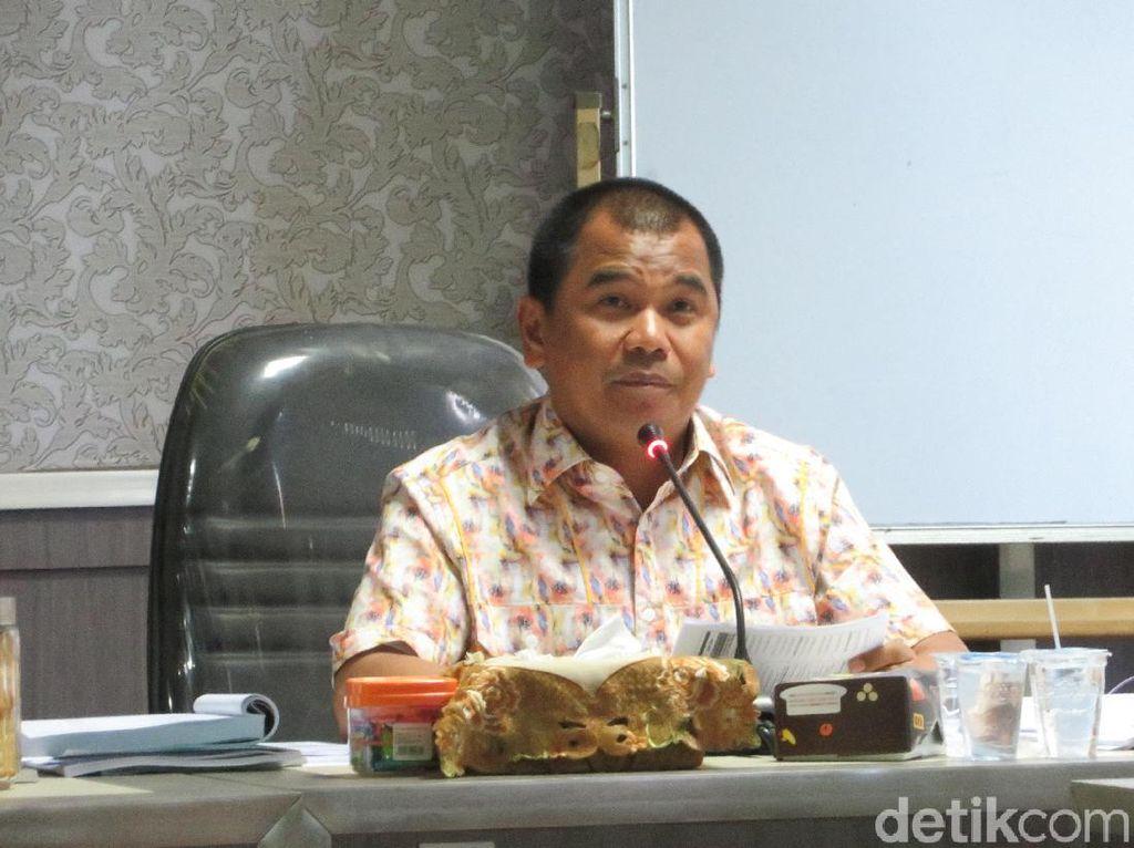 Komisi A DPRD Sulsel Soroti Anggaran Gelondongan Inspektorat di RAPBD
