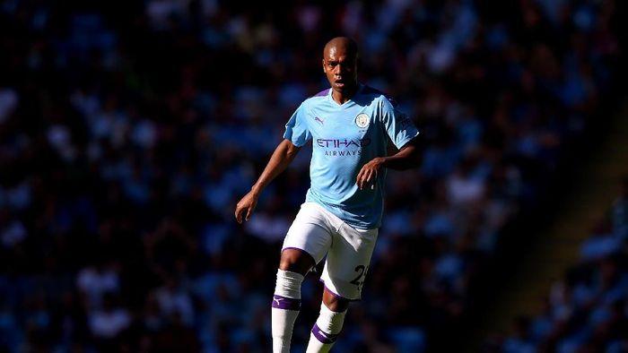 Kontrak Fernandinho dengan Manchester City habis pada Juni 2020. (Foto: Alex Livesey/Getty Images)