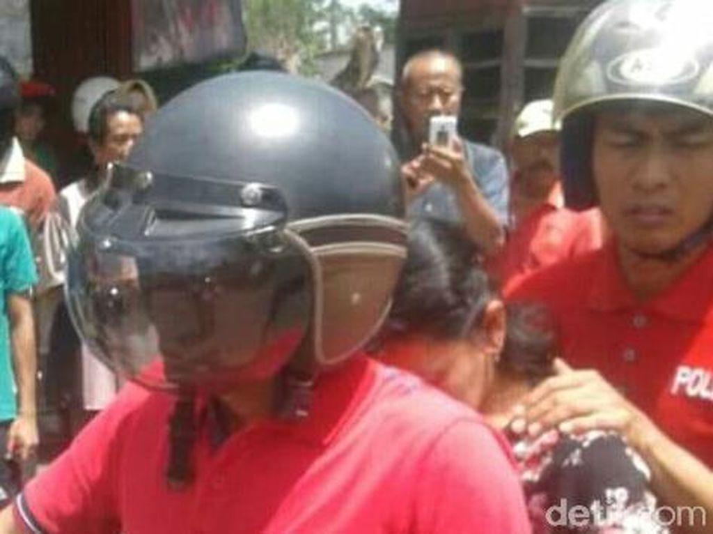 Komplotan Pencuri Emas Beraksi di Tulungagung, Satu Pelaku Wanita Tertangkap