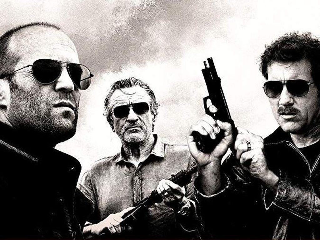 Sinopsis Killer Elite, Dibintangi Jason Statham dan Robert De Niro