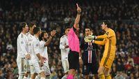 Drama di Madrid Vs PSG: Ketika VAR Batalkan Kartu Merah Courtois