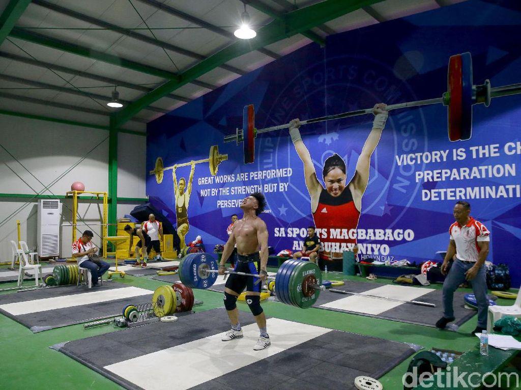 Eko Yuli Pede Lifter Muda Indonesia Unjuk Gigi di SEA Games 2019