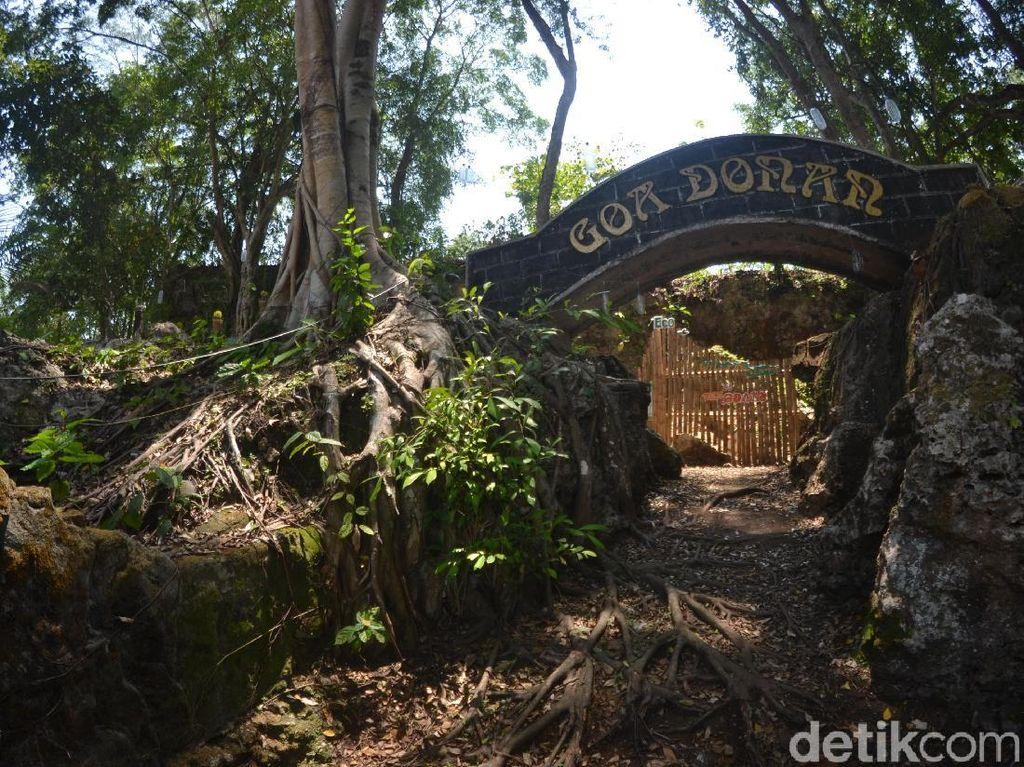 Gua Donan Pangandaran Kini Kesulitan Menawan Hati Wisatawan