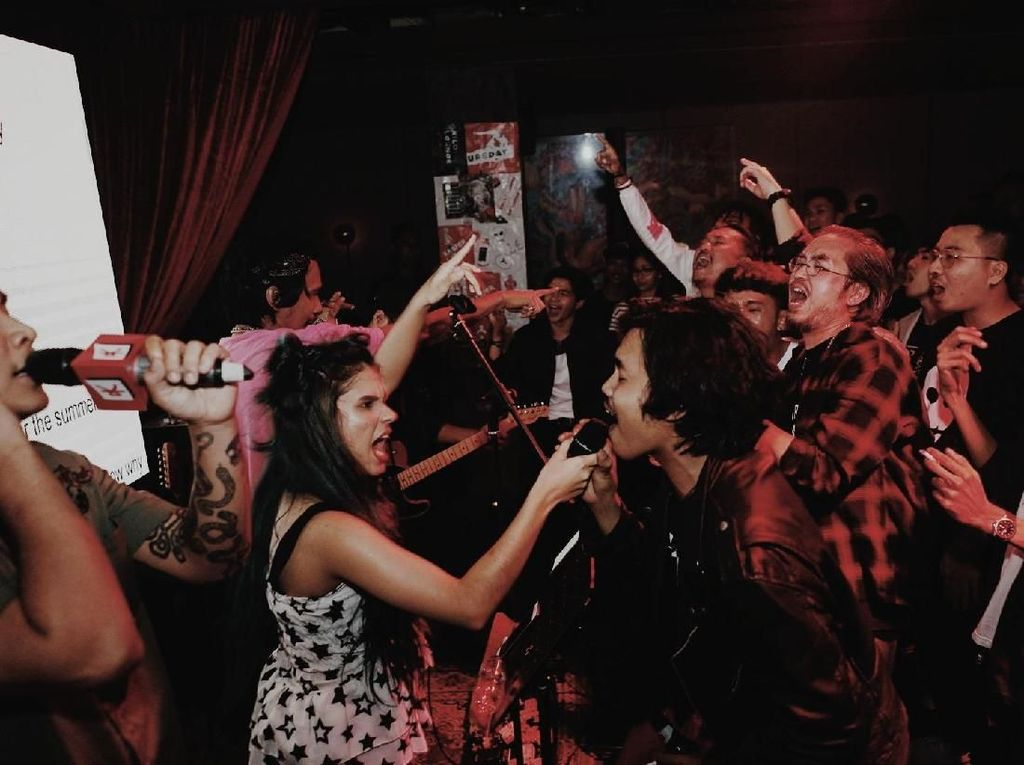 Ramengvrl hingga Ben Sihombing Ramaikan Kontes Adu Singing