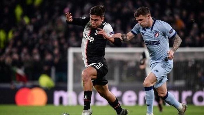 Juventus taklukkan Atletico Madrid 1-0. (Foto: Marco Bertorello / AFP)