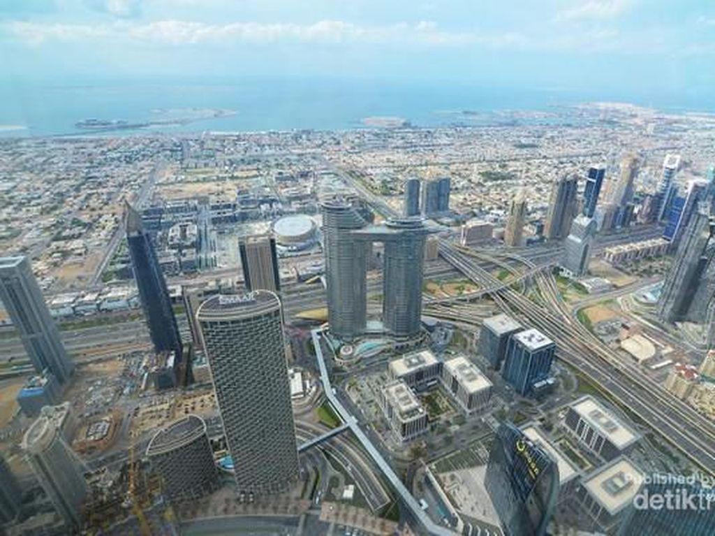 13 Keajaiban yang Hanya Ada di Dubai
