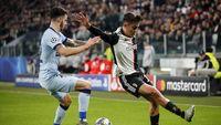 Babak I, Juventus Unggul 1-0 atas Atletico Berkat Gol Fantastis Dybala