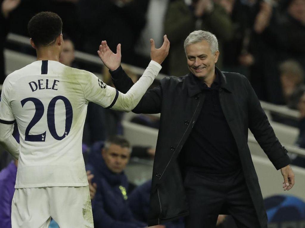 Bale Senang Lihat Duet Mourinho dan Tottenham