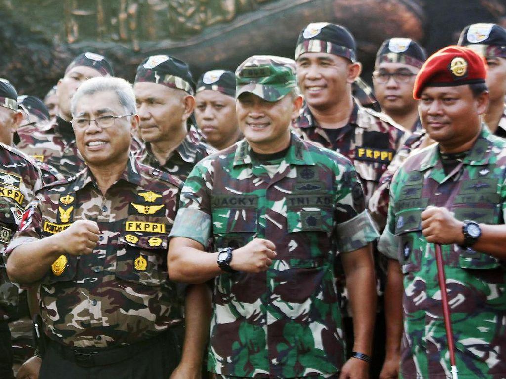 Diklat Kordya FKPPI DKI Jakarta