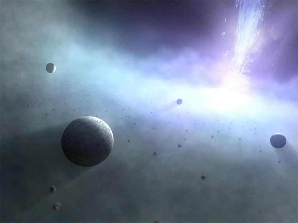 Ilmuwan Deteksi Planet Pengembara Misterius