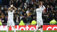 Hasil Liga Champions: Madrid, Man City, dan Tottenham Pijak Babak 16 Besar