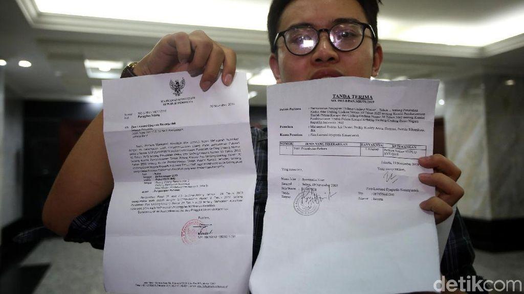 Mahasiswa Cabut Gugatan UU KPK Baru