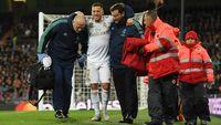 Madrid Vs PSG: Hazard Cedera Lagi