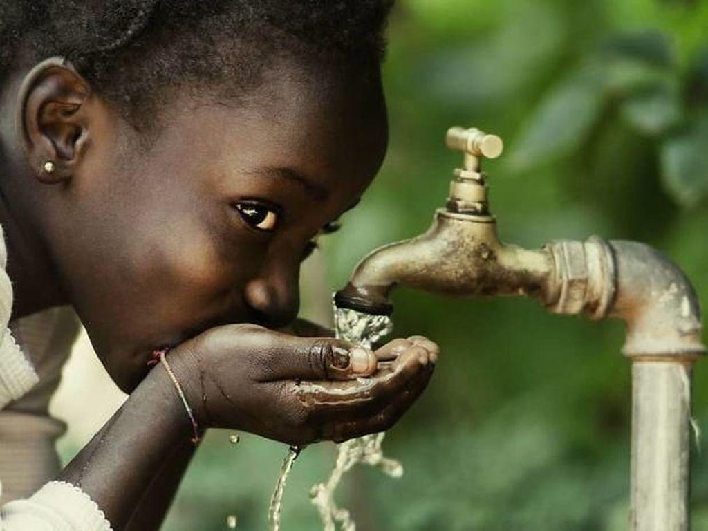 Mewujudkan Layanan Air Minum Perpipaan