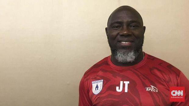Pelatih Persipura Jayapura, Jacksen F Tiago.