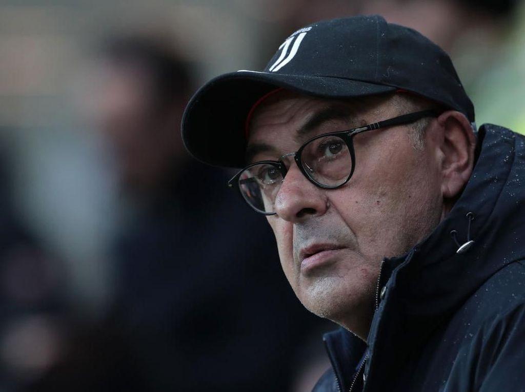 Bela Sarri, Marchisio: Dia Butuh Waktu