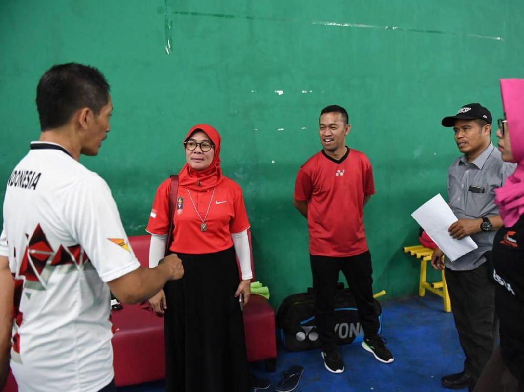 Pantau Pelatnas Asean Para Games 2020, Kemenpora: Target Juara Umum