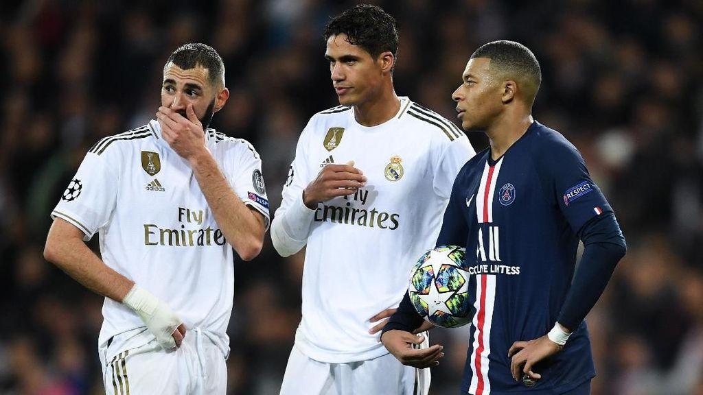Madrid Batal Balas Dendam ke PSG