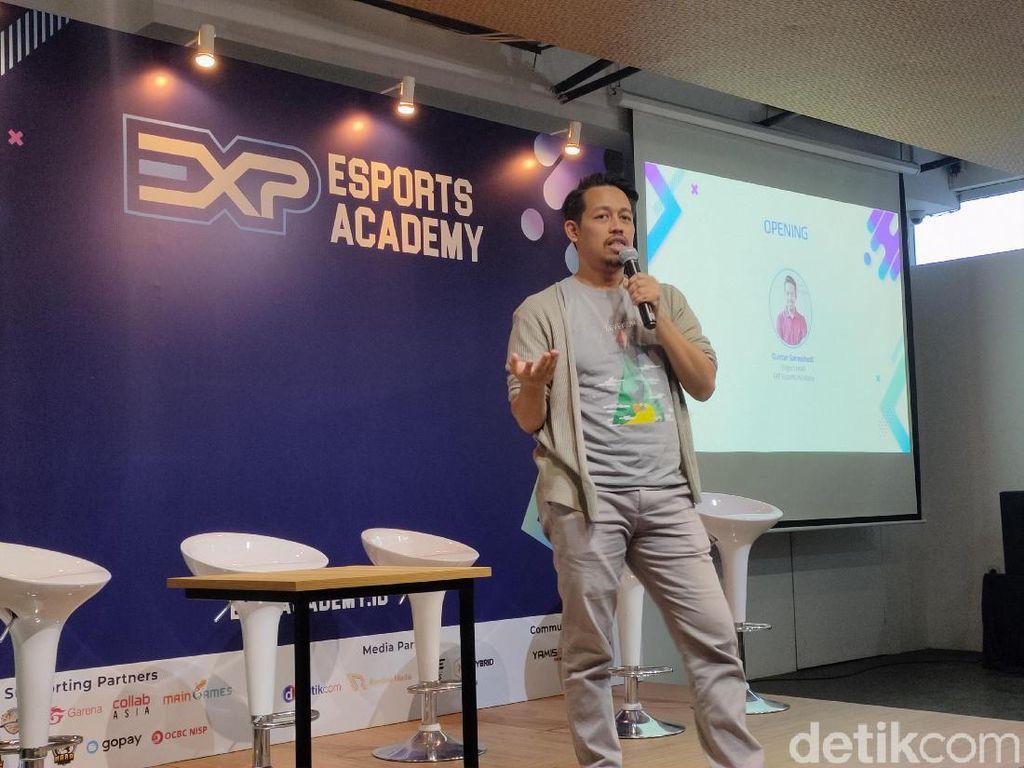 Belajar Jadi Atlet eSport Andal di EXP Esports Academy 2019