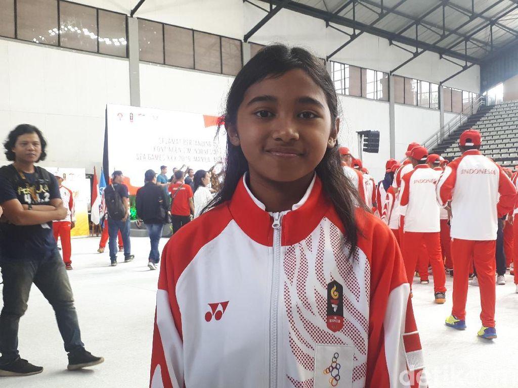 Kenalkan! Kyandra Atlet Termuda di Kontingen Indonesia ke SEA Games 2019