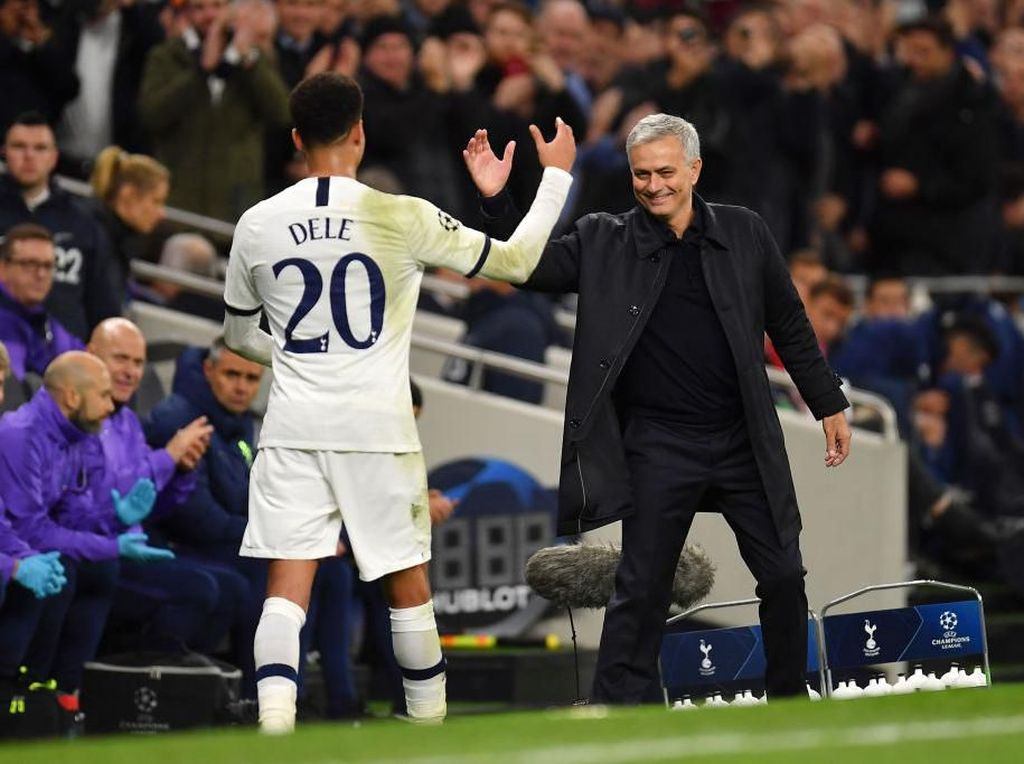 Kata-kata Mourinho saat Jeda yang Bangkitkan Tottenham