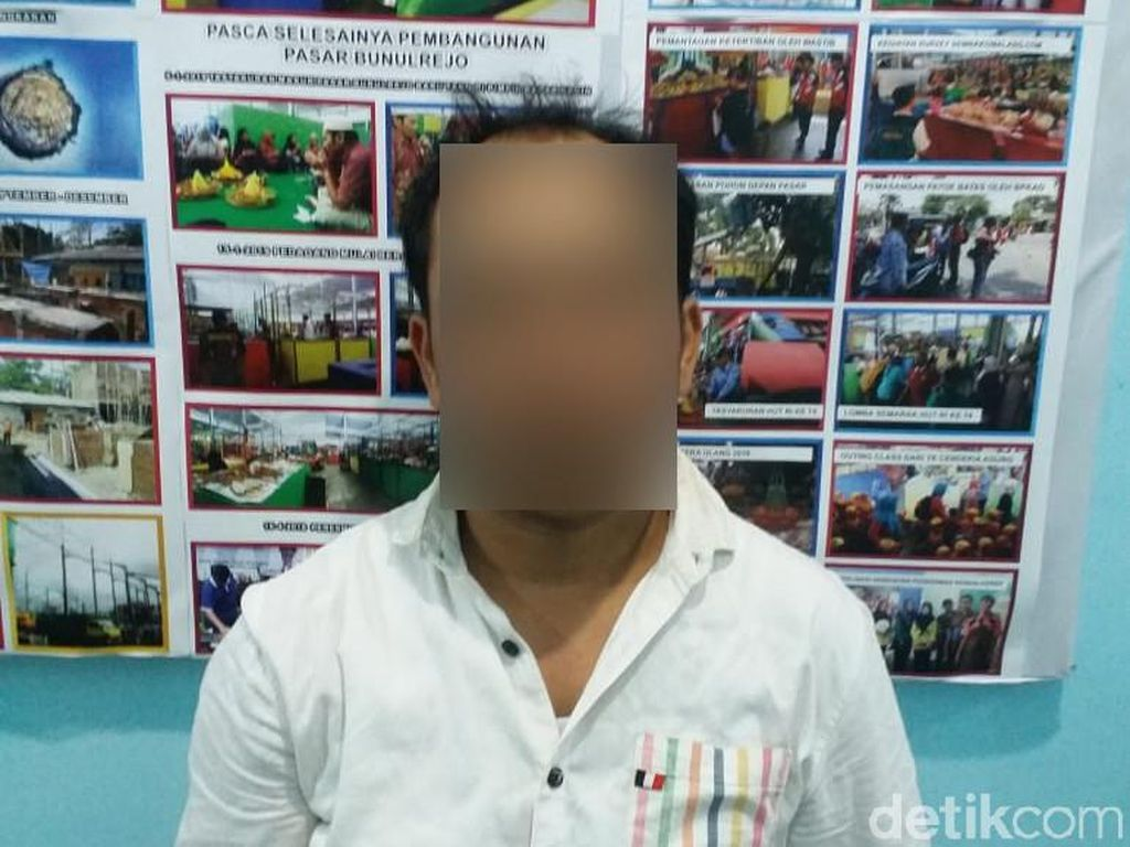Pria Malang yang Suka Pamer Alat Vital Diamankan Polisi