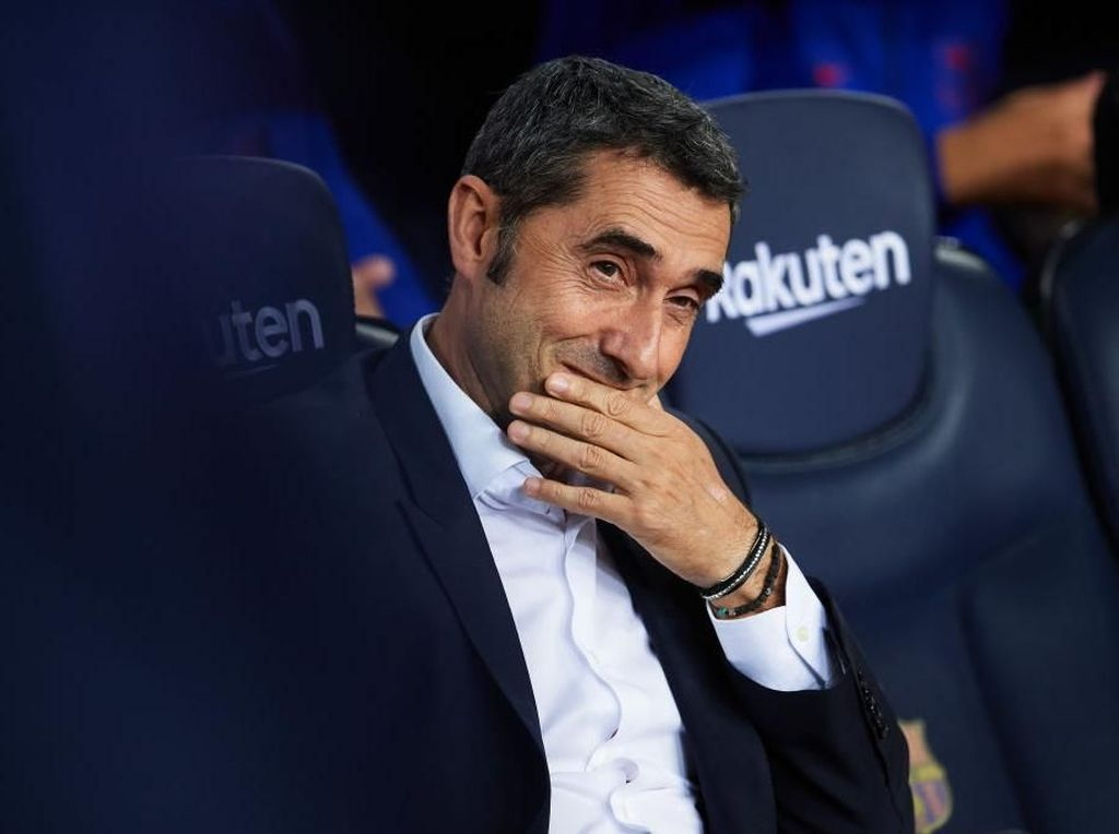 Barcelona Kerap Dikritik, Valverde: Kami Masih Peringkat Satu