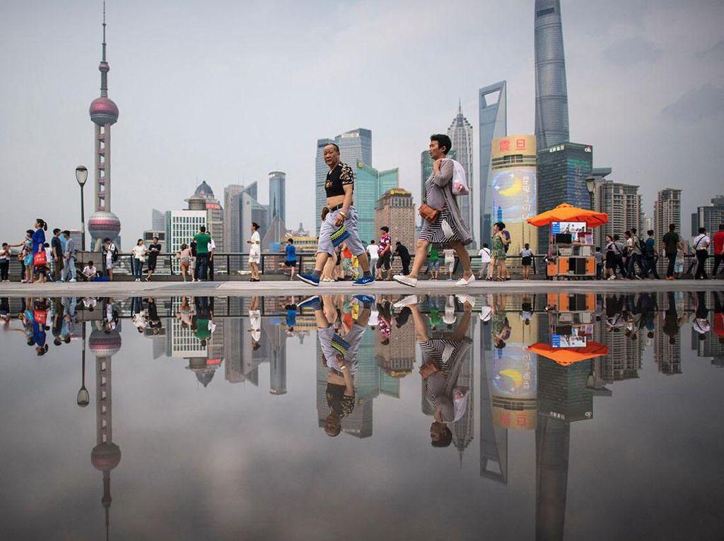 Cerita dari Sungai di Shanghai yang Bikin Tito Karnavian Kagum