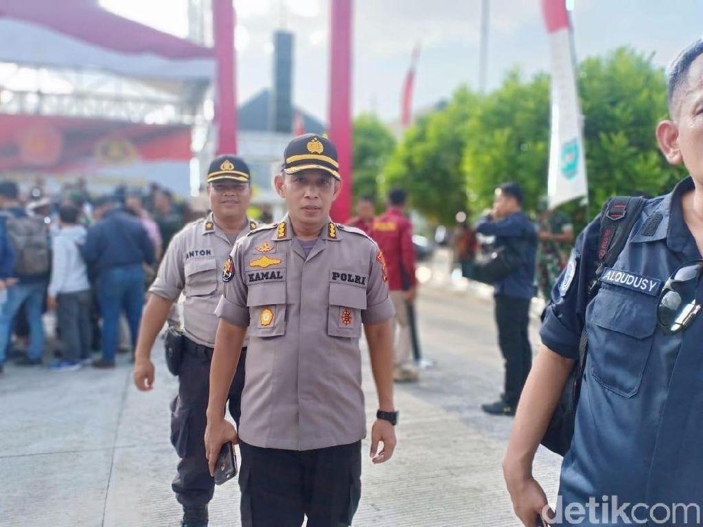 Paskhas di Bandara Ilaga Papua Ditembaki KKB Saat Pergantian Personel