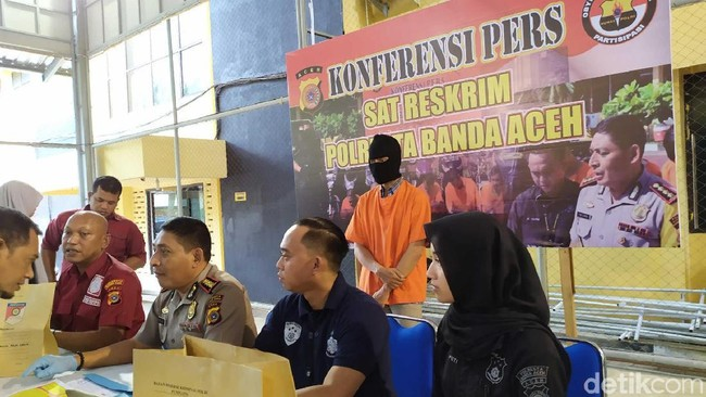 Polisi Tangkap Guru Kontrak di Aceh yang Cabuli 6 Siswi SD
