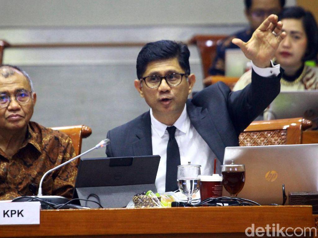 Disebut Melempem di Kasus RJ Lino Oleh DPR, Ini Penjelasan  KPK