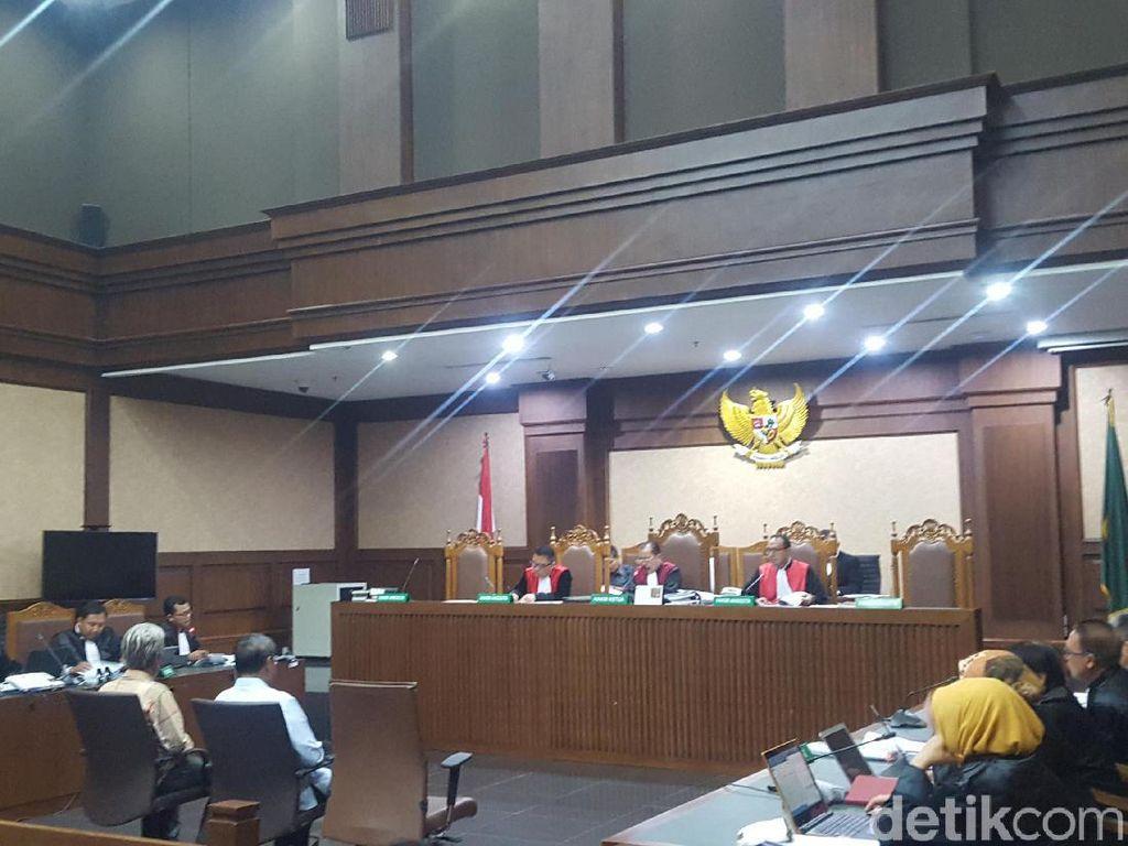 Debat Jaksa KPK dan Saksi di Sidang Rommy soal Istilah Persekot