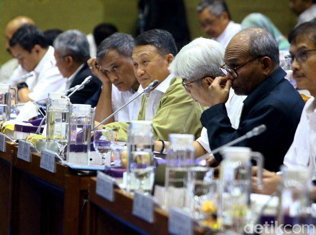 Kementerian ESDM dan DPR Rapat Persiapan Energi Ibu Kota Baru