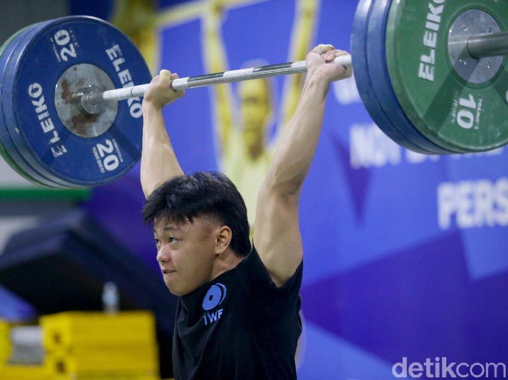 Rahmat Erwin Persembahkan Emas ke-15 di SEA Games