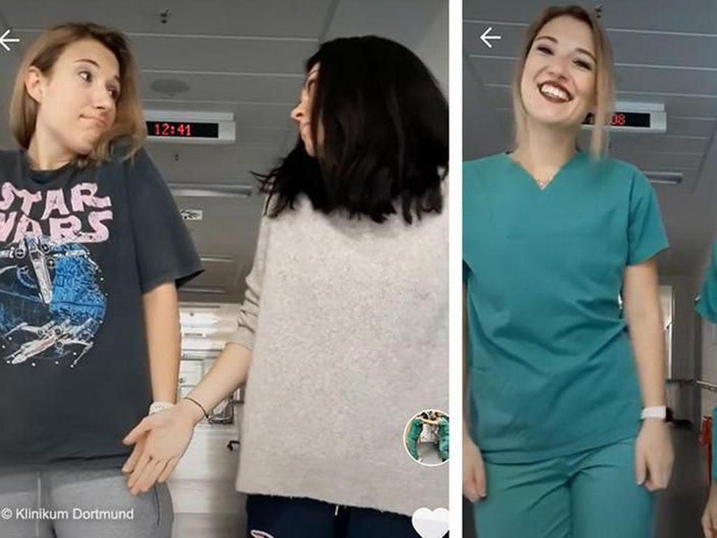 Susah Rekrut Tenaga Kesehatan, Rumah Sakit Jerman Pakai TikTok Gaet Peminat