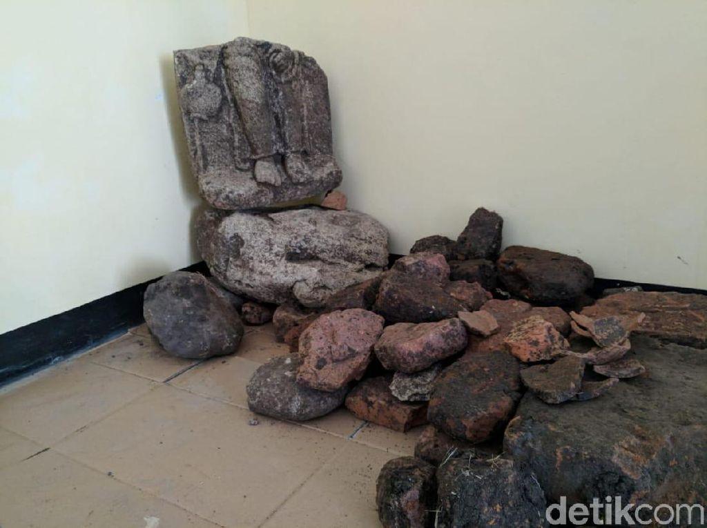 Lokasi Penemuan Arca di Ponorogo Diduga Bekas Kerajaan