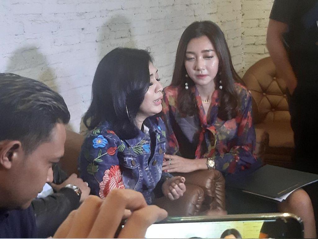 Awal Mula Marshanda Dituduh Selingkuh dengan Suami Karen Idol