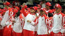 Presiden Instruksikan Indonesia Finis Dua Besar di SEA Games, Target Emas Direvisi