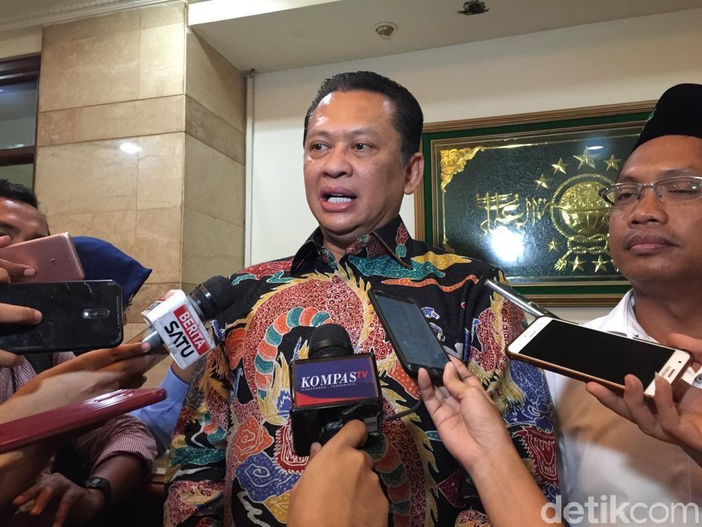 Ketua MPR Dukung Artidjo Alkostar Jadi Dewas KPK: Dia Hakim Lurus!